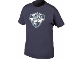 T-Shirt Traper Texas Navy