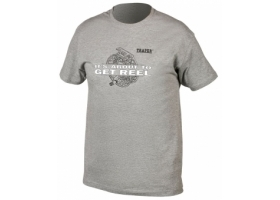 T-Shirt Traper Reel Grey