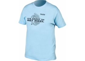 T-Shirt Traper Reel Blue