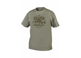 T-Shirt Traper Oregon Amazonia Green