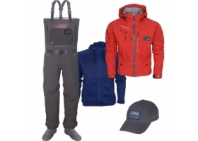 Taimen Menza Waders Set
