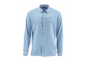 Koszula Simms Intruder BiComp LS Shirt Faded Denim