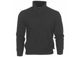 Sweter Taimen Cashmere - Pirate Black