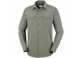 Columbia Silver Ridge II Long Sleeve Shirt Cypress