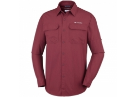 Columbia Silver Ridge II Long Sleeve Shirt Tapestry
