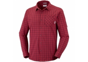 Columbia Triple Canyon Long Sleeve Shirt TapestryPlaid