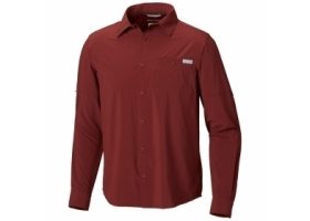 Columbia Triple Canyon Solid Long Sleeve Shirt Tapestry
