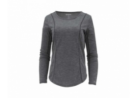 Simms Women's Ltwt Core Top Black