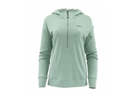 Simms Women's Bugstopper Hoody Seafoam Heather