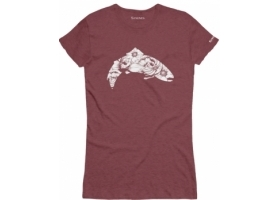 Simms Women's Flora Trout T-shirt