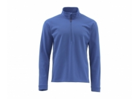 Simms Midweight Core Quarter Zip Rich Blue