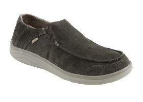 Buty Simms Westshore™ Leather Slip On Shoe Dark Olive