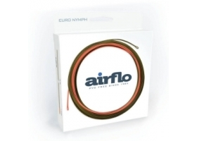 Sznur Airflo SLN EURO NYMPH 0,60mm Fluo orange/olive